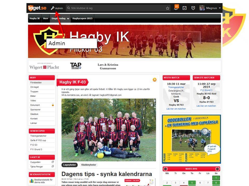 Presentationen finns tillgänglig på Hagbys IK sida i laget.se under dokument (endast tillgänglig för inloggade medlemmar)