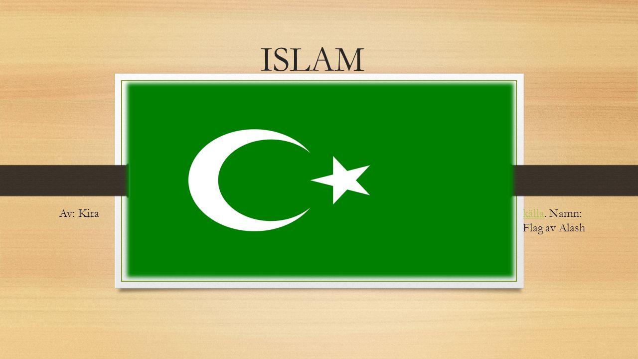 ISLAM källakälla. Namn: Flag av Alash Av: Kira
