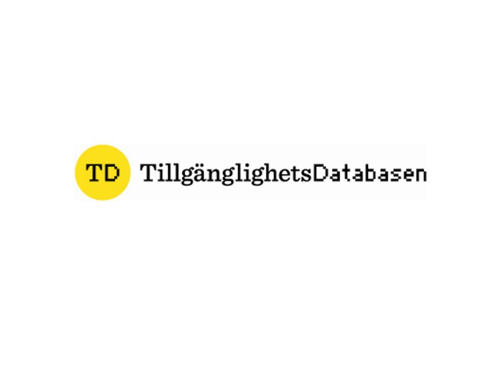 TD skapar nya möjligheter Kommuner – Landsting Har ett särskilt ansvar att se till att den offentliga verksamheten kan användas av, vara begriplig samt tillgänglig och användbar för alla.
