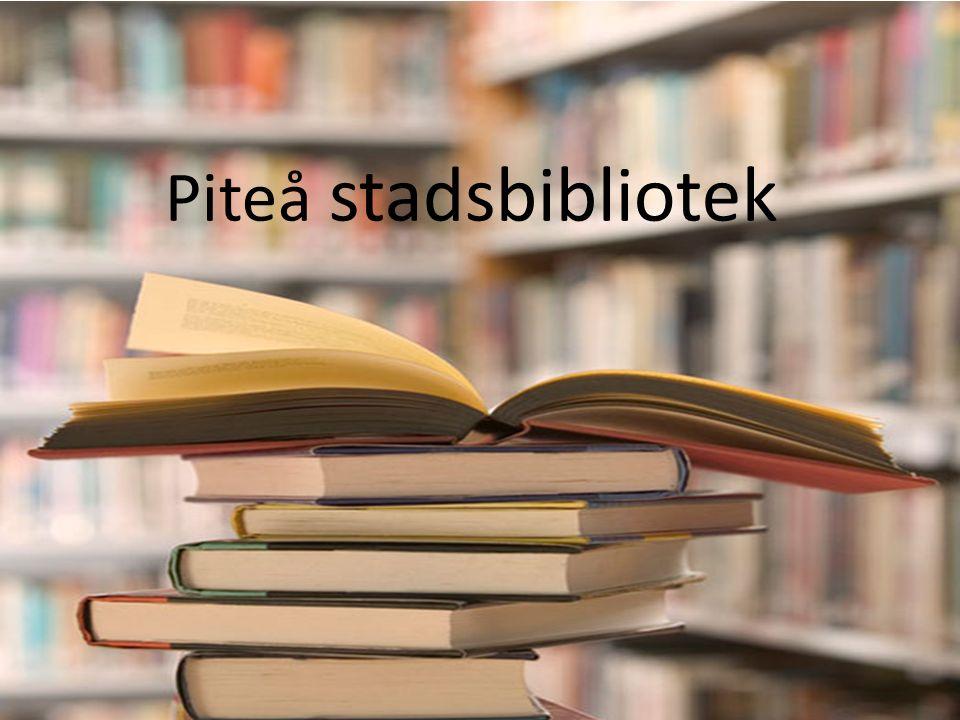 Piteå stadsbibliotek
