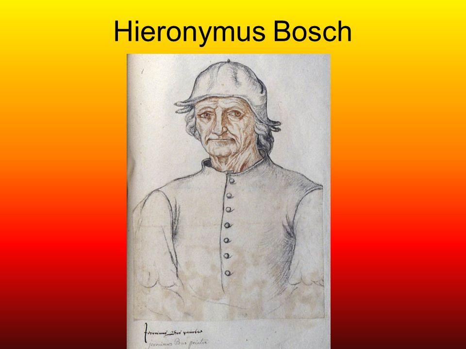 Bosch levde i Hertogenbosch i södra Holland.Det är från hemstaden han har tagit sitt namn.