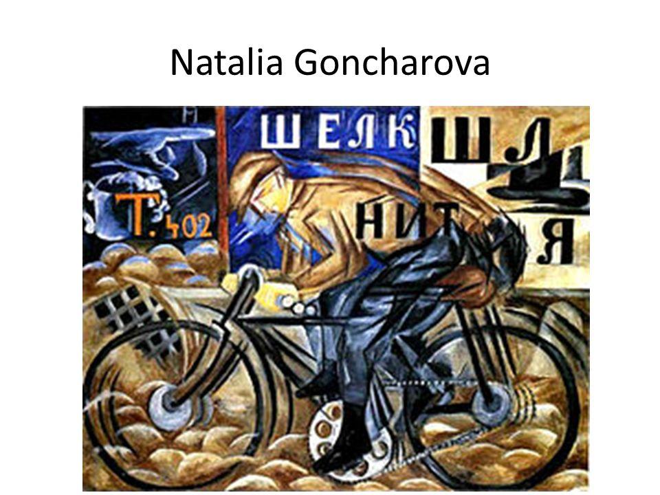Natalia Goncharova