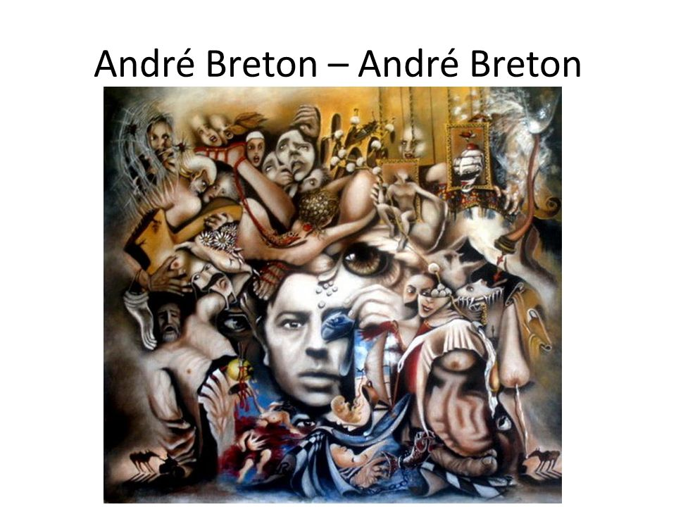 André Breton – André Breton
