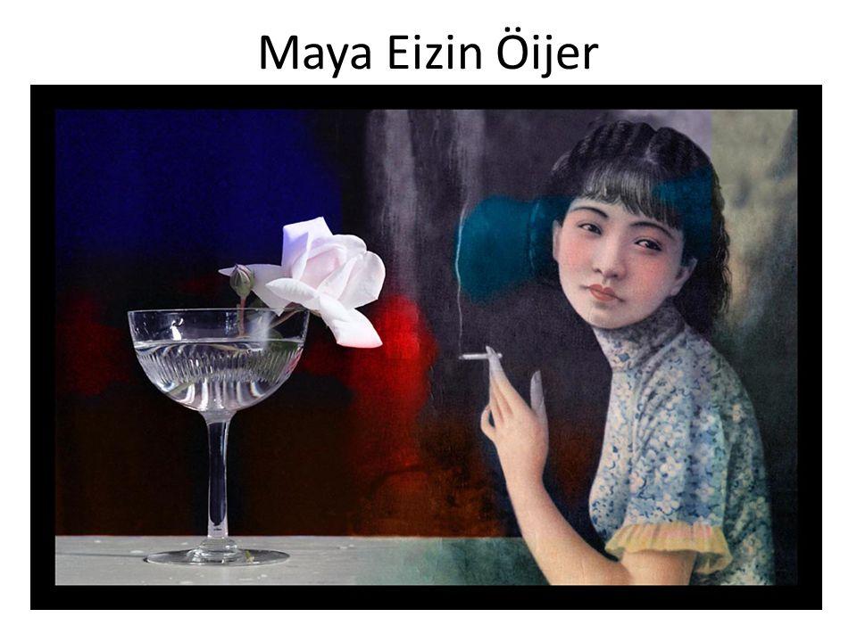 Maya Eizin Öijer