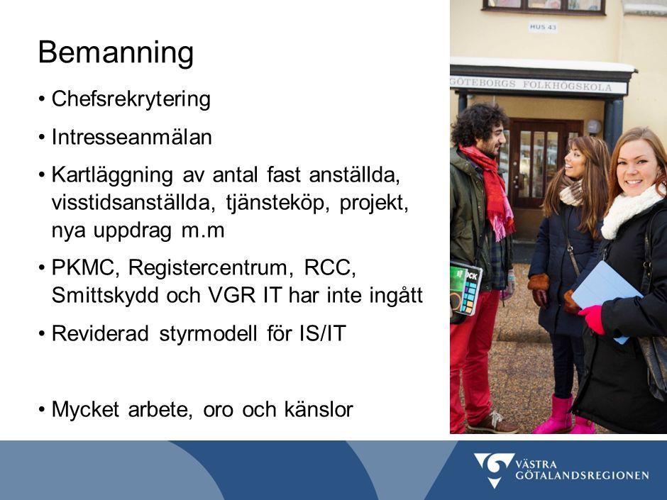 ARBETSMATERIAL Bemanning 2016