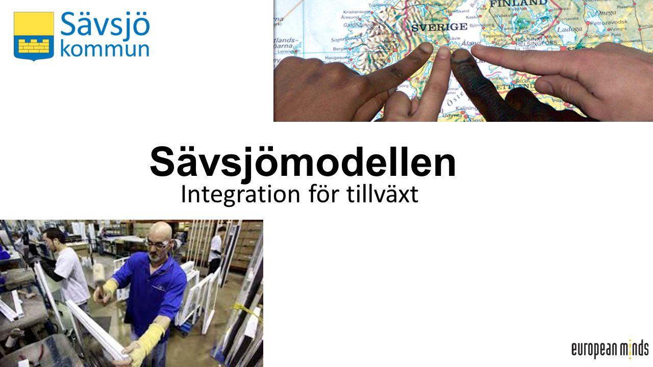 Sävsjömodellen Integration för tillväxt