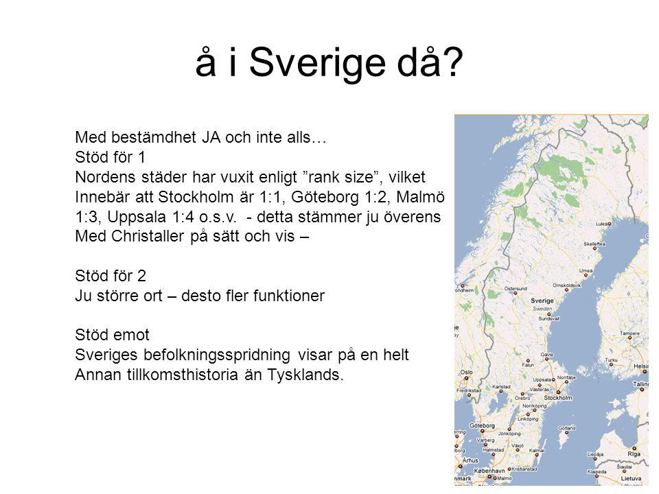 å i Sverige då.