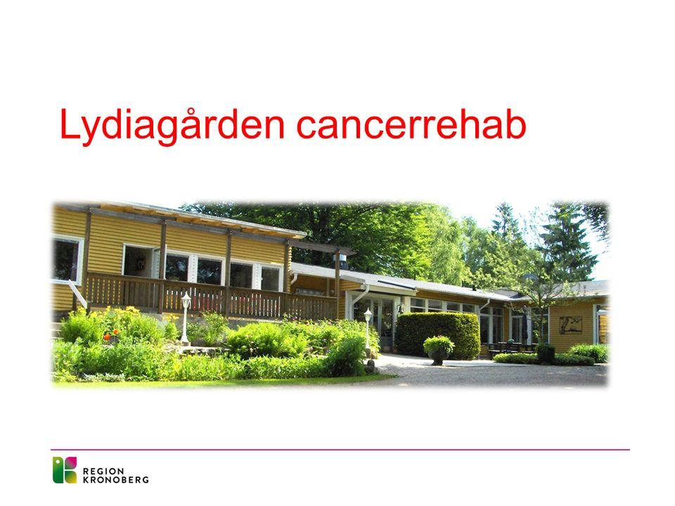 Lydiagården cancerrehab
