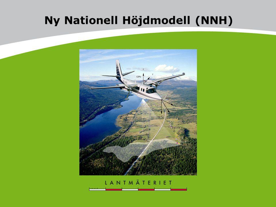 Laserskanning (LiDAR) Graphics: DN/Stefan Rothmaier Aerial photo 3D-model of same area New DEM for Sweden