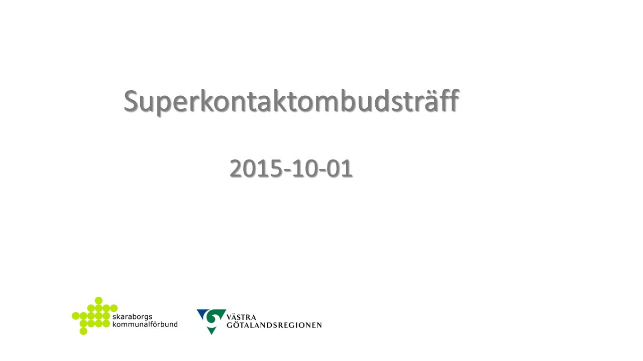Superkontaktombudsträff2015-10-01