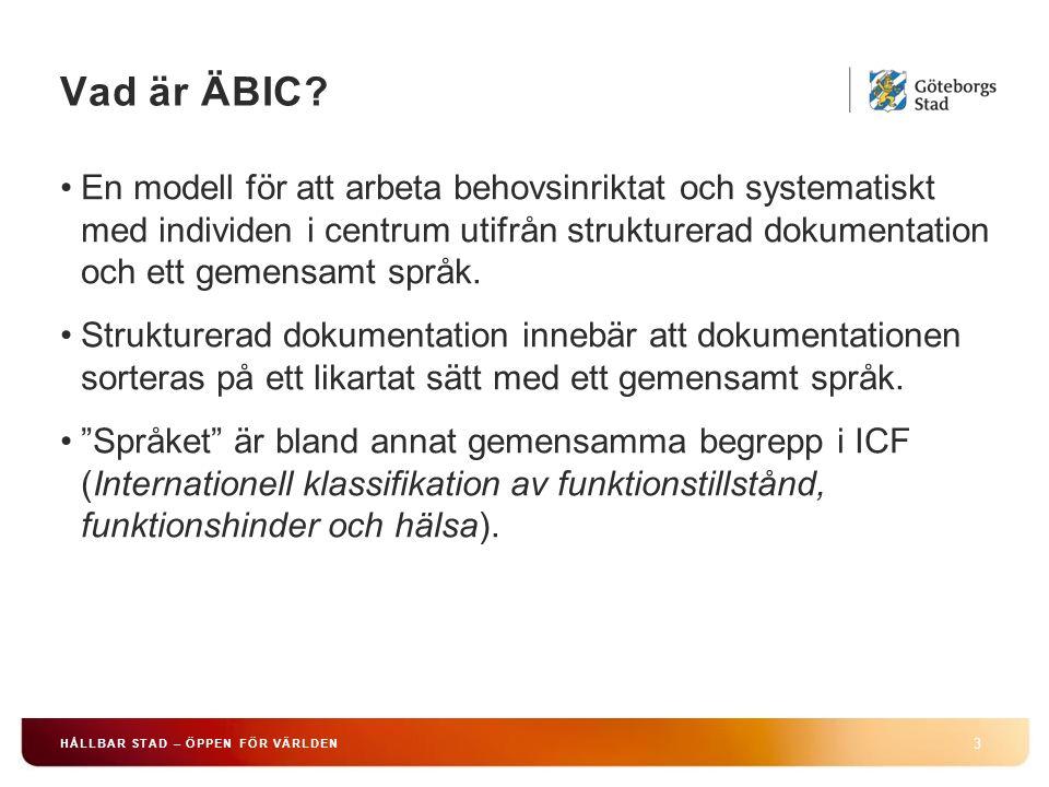 Vad är ÄBIC.