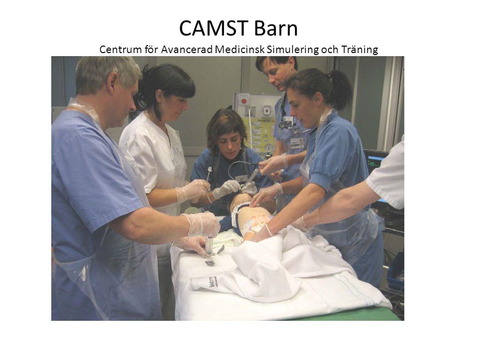 CAMST Barn Centrum för Avancerad Medicinsk Simulering och Träning