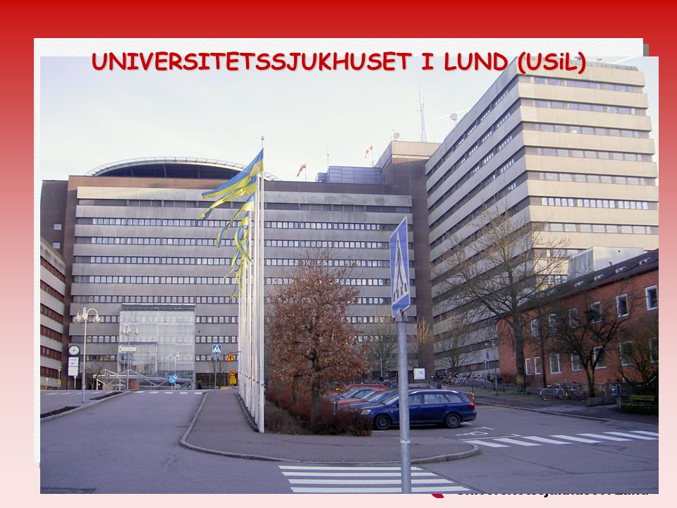 UNIVERSITETSSJUKHUSET I LUND (USiL)