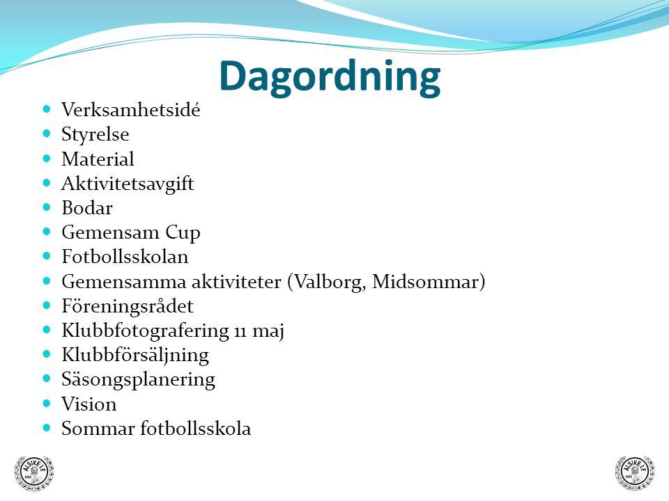 Gemensamma aktiviteter Valborg – F03 Midsommarafton