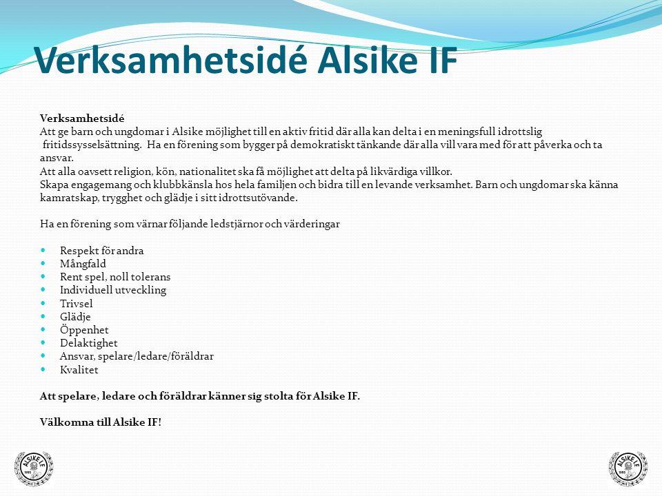 Föreningsrådet http://www.foreningssidorna.se/kfr/ Representant från Alsike IF: Fredrik Ek