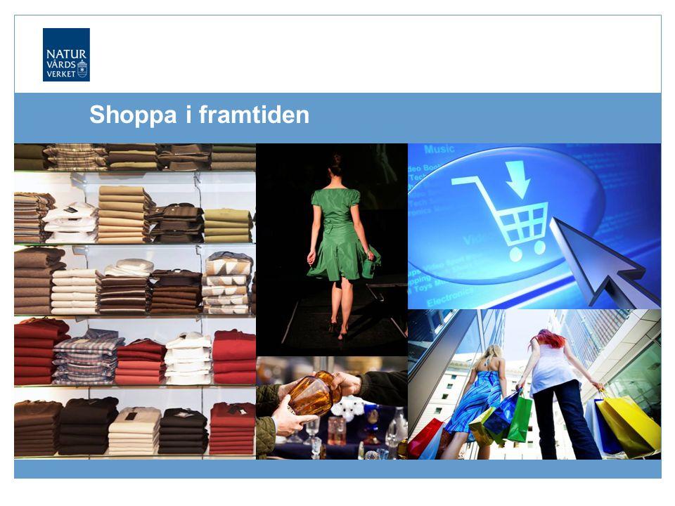 Shoppa i framtiden