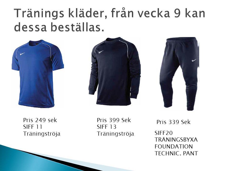 SIFF20 TRÄNINGSBYXA FOUNDATION TECHNIC.