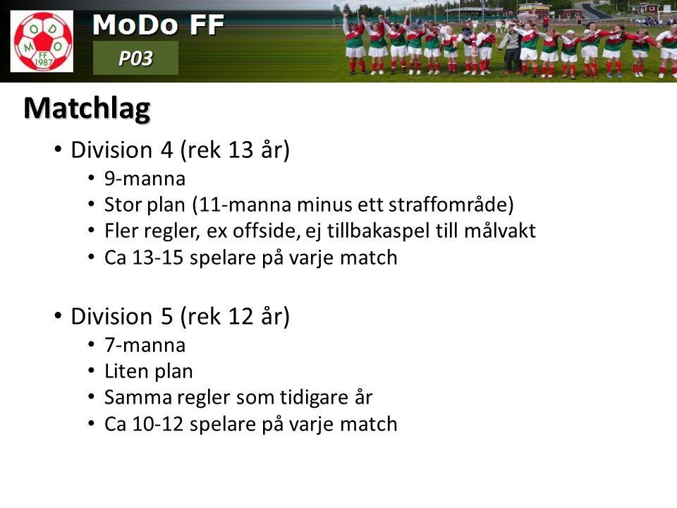 SVFFs riktlinjer spela lek och lär Föreningen avstår från toppning och utslagning.