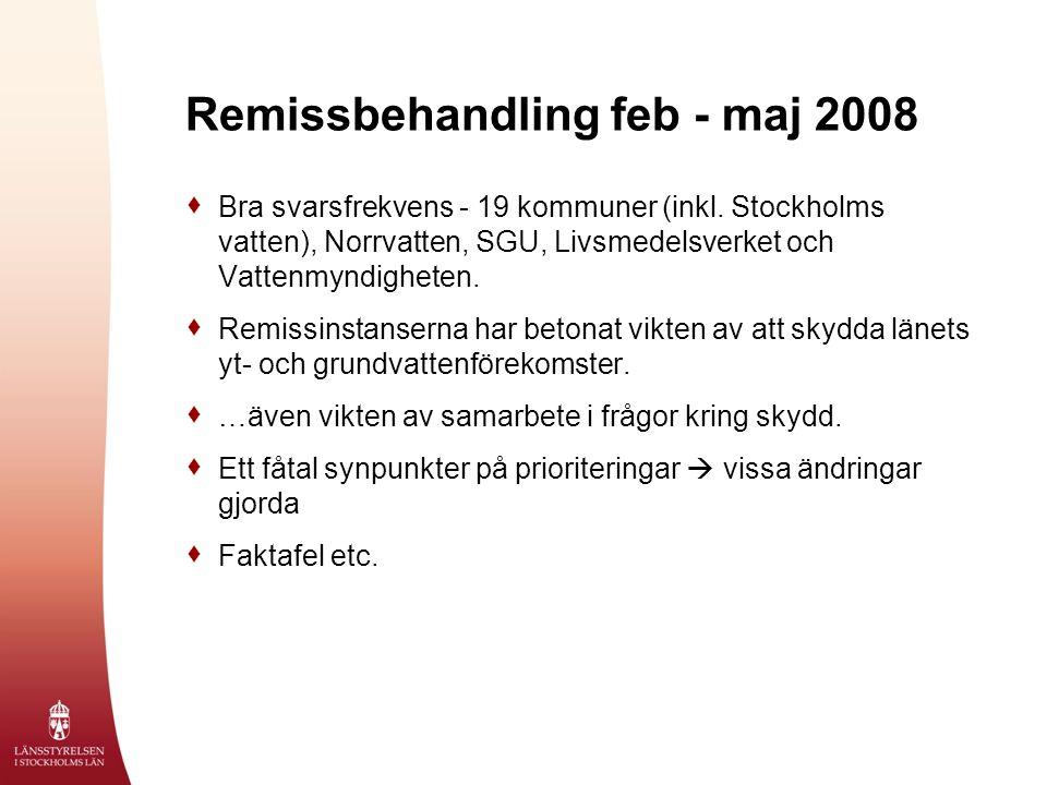 Bra svarsfrekvens - 19 kommuner (inkl.