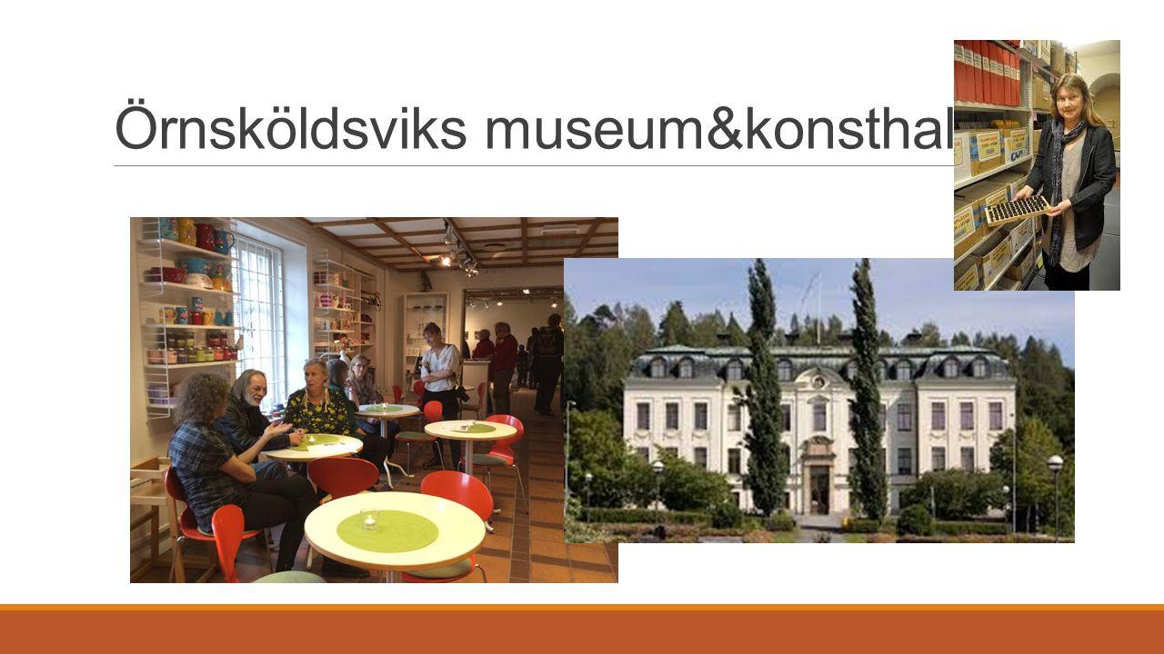 Örnsköldsviks museum&konsthall