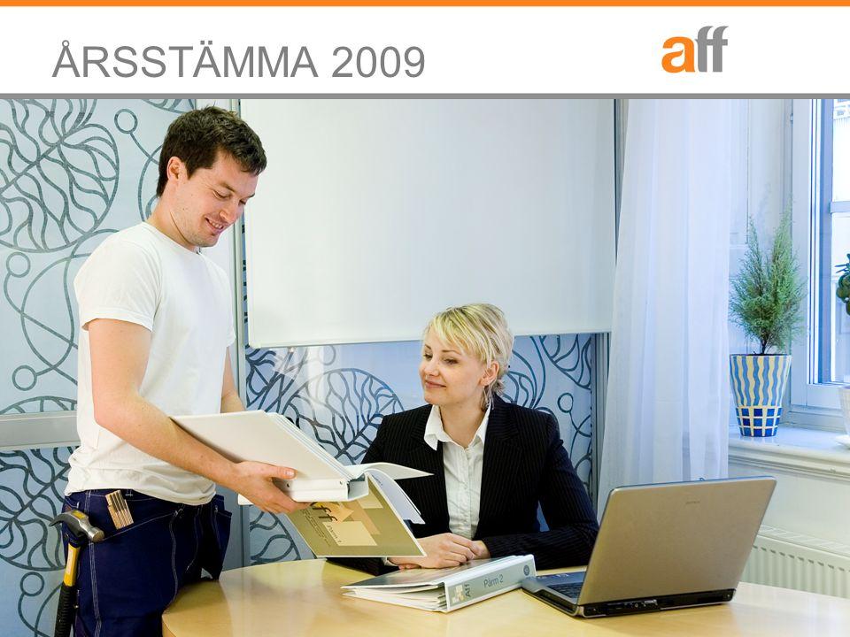 ÅRSSTÄMMA 2009
