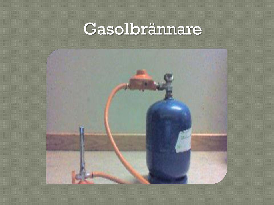 Gasolbrännare