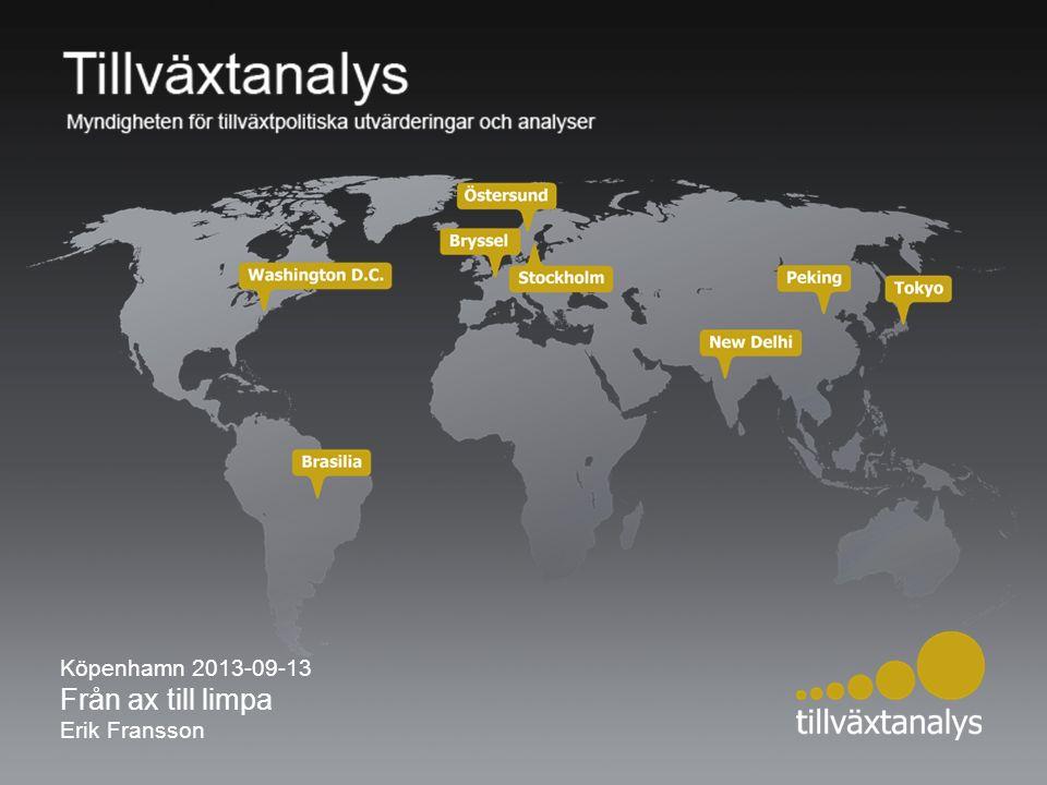Köpenhamn 2013-09-13 Från ax till limpa Erik Fransson