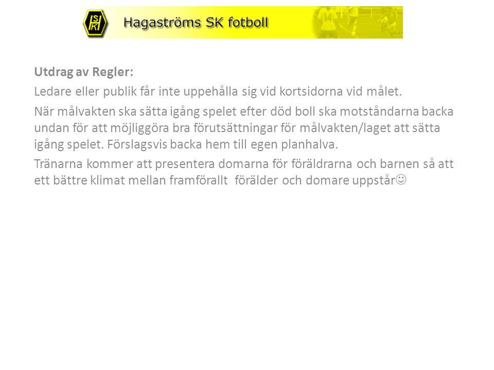 Föräldraansvar: Tvätt 2016 Cafévagn 2016: Cafélista kommer via laget.se Jordutkörning 24/4 Sista april Midsommar Förråden CUP Lagkassa Overaller: Team- Sportia