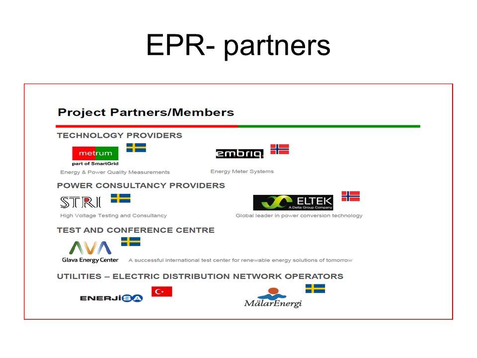 EPR- partners