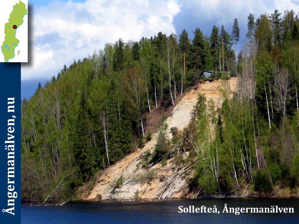 Ångermanälven, nu Sollefteå, Ångermanälven