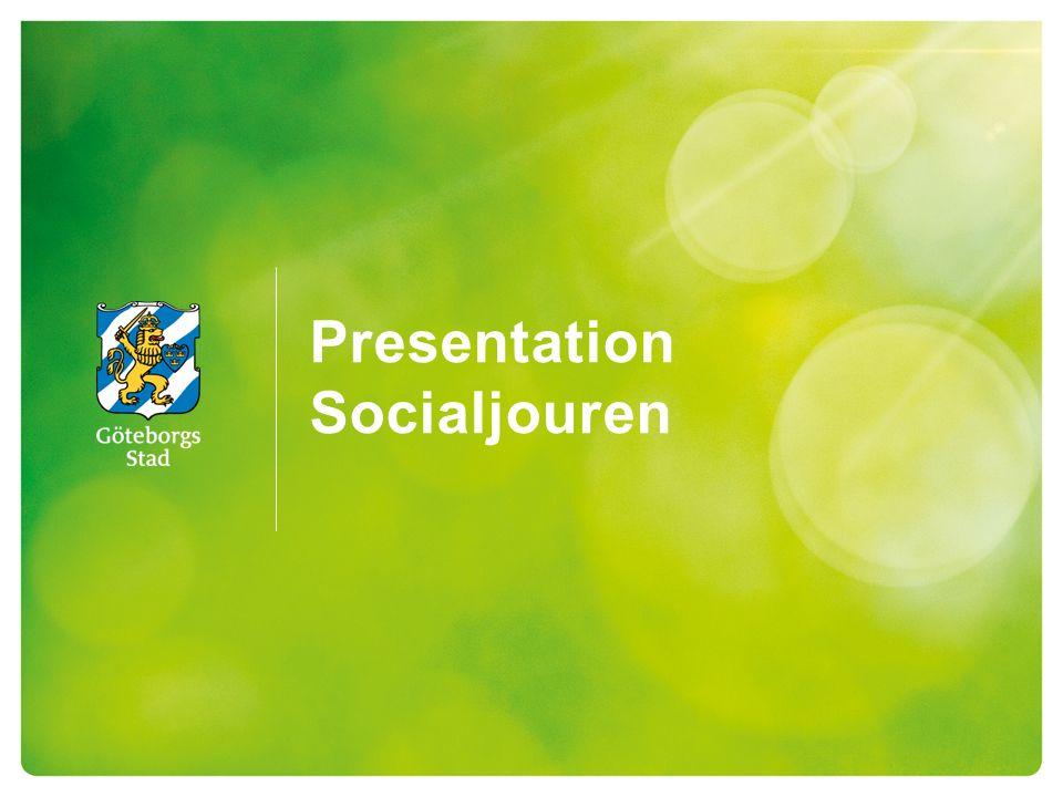 Presentation Socialjouren