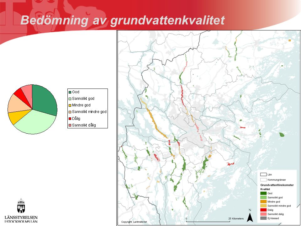 VAS-rådet den 14 februari 2008 / Anette Björlin Bedömning av grundvattenkvalitet