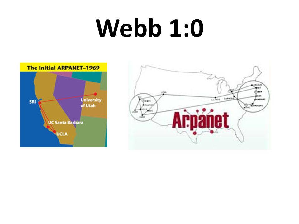 Webb 1:0