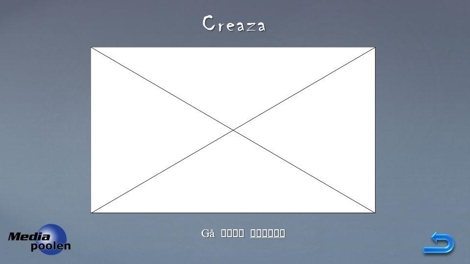 Creaza Gå till Creaza Gå till Creaza
