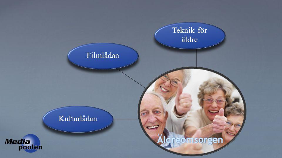 Teknik för äldre Teknik för äldre Filmlådan Kulturlådan