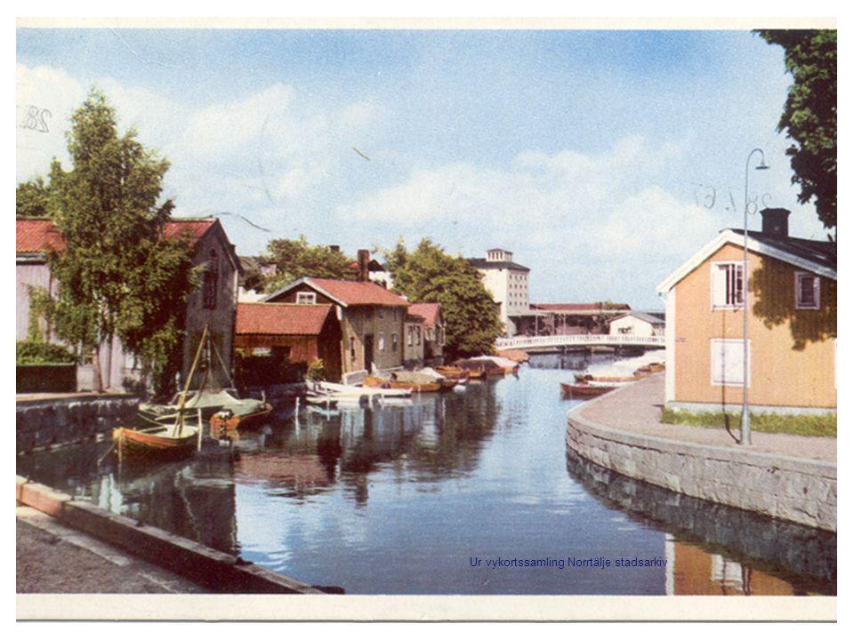 Ur vykortssamling Norrtälje stadsarkiv