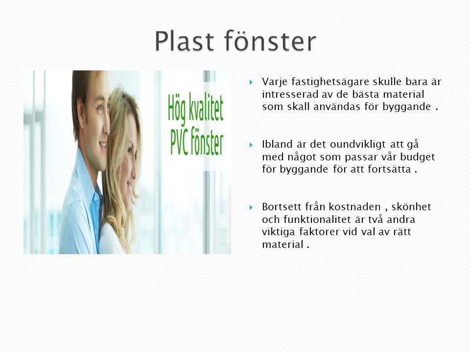  Arutech PARIMAD Aknad är ett företag som erbjuder tillverkning och montering av plast eller PVC-fönster.