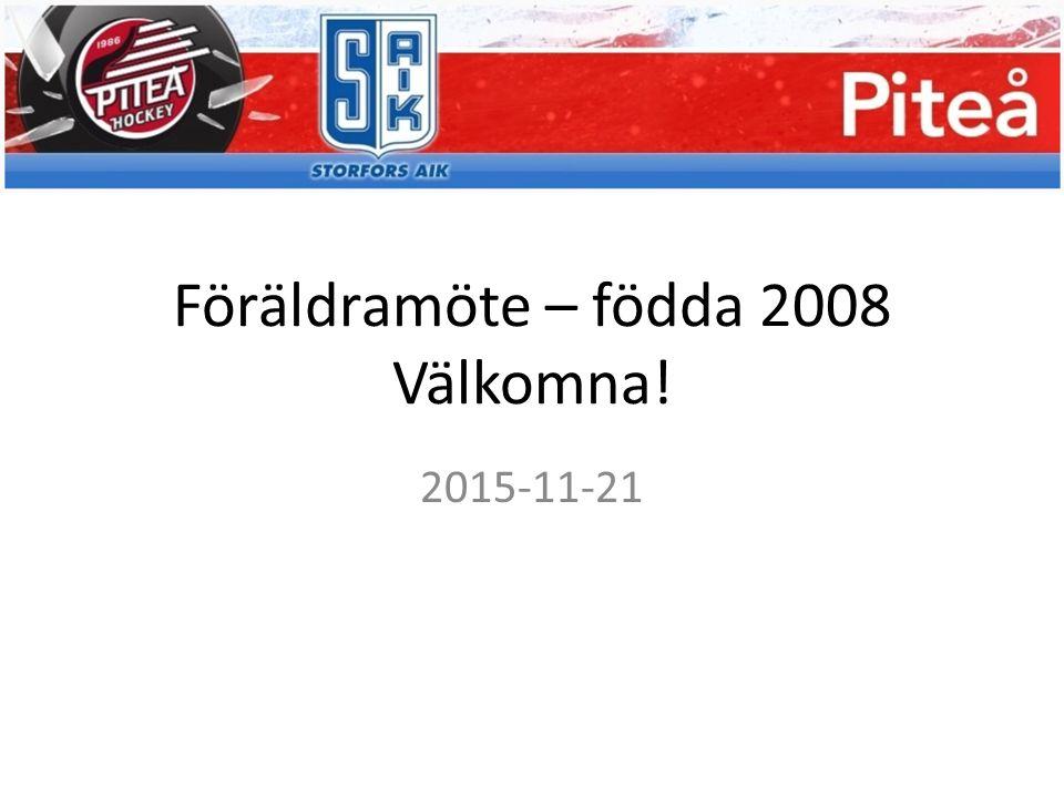 Sammanfattning säsongen 2015/2016 – så här långt 11 isträningar 3 av 7 Björnligor – med 3 matcher varje gång.