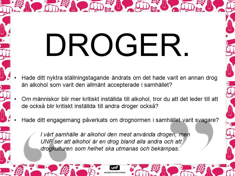 DROGER.