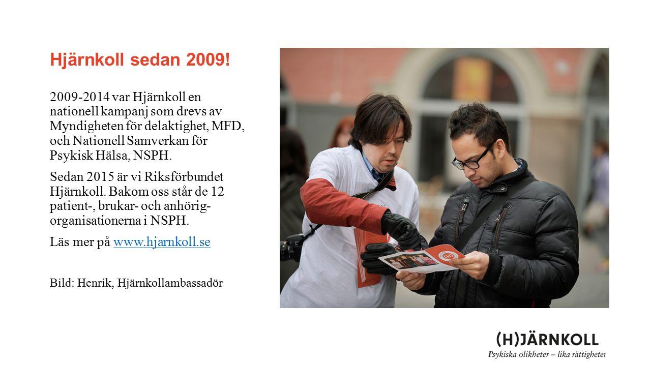Hjärnkoll sedan 2009.