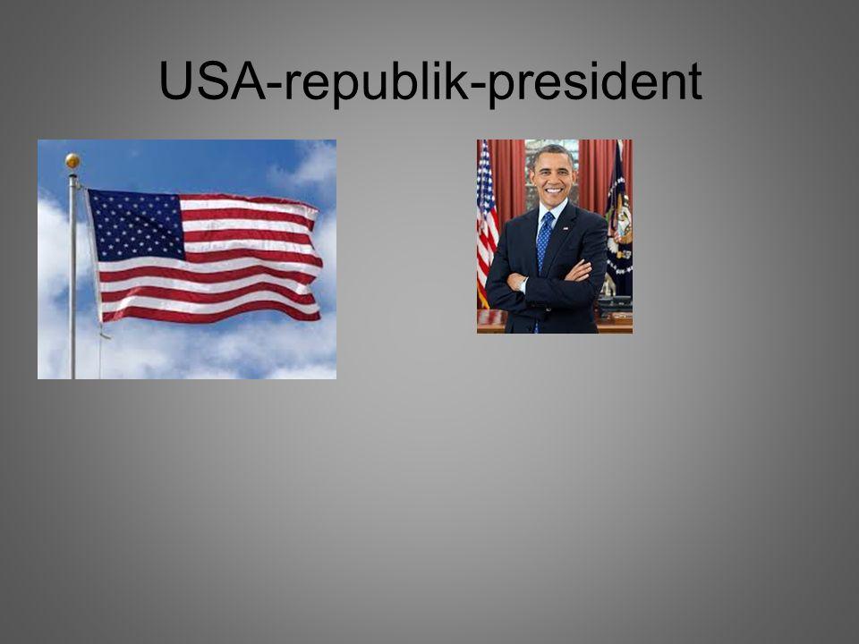 USA-republik-president