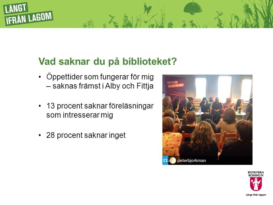 Tre viktigaste sakerna att jobba med Att ge barn tillgång till böcker i sitt hem så tidigt som möjligt Att utveckla både svenska språket och andra modersmål när det gäller små barn Att stötta vuxna som inte har så bra kunskaper i läsning