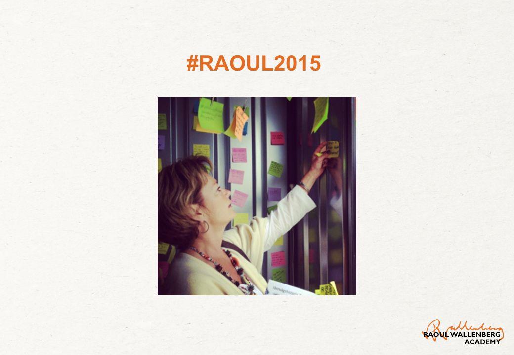 #RAOUL2015