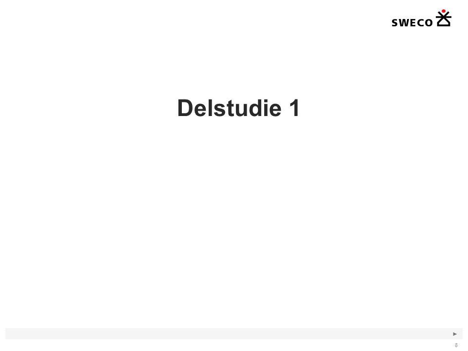 ► Delstudie 1 8