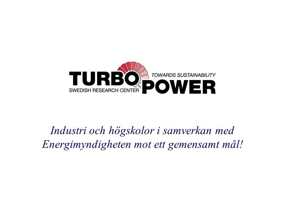 Industri och högskolor i samverkan med Energimyndigheten mot ett gemensamt mål!