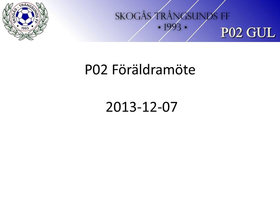 P02 Föräldramöte 2013-12-07
