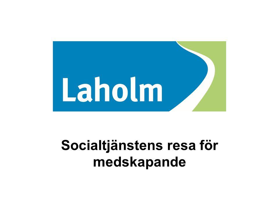 Socialtjänstens resa för medskapande