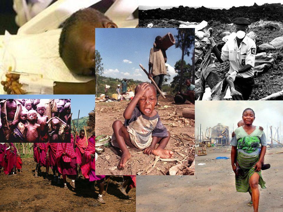 En annan dokumentärfilm från Afrika …