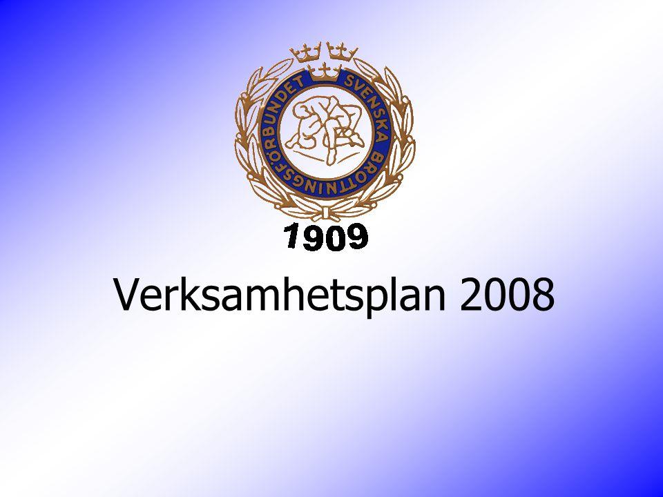 Verksamhetsplan 2008