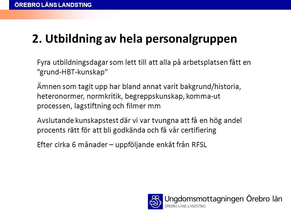 ÖREBRO LÄNS LANDSTING 2.